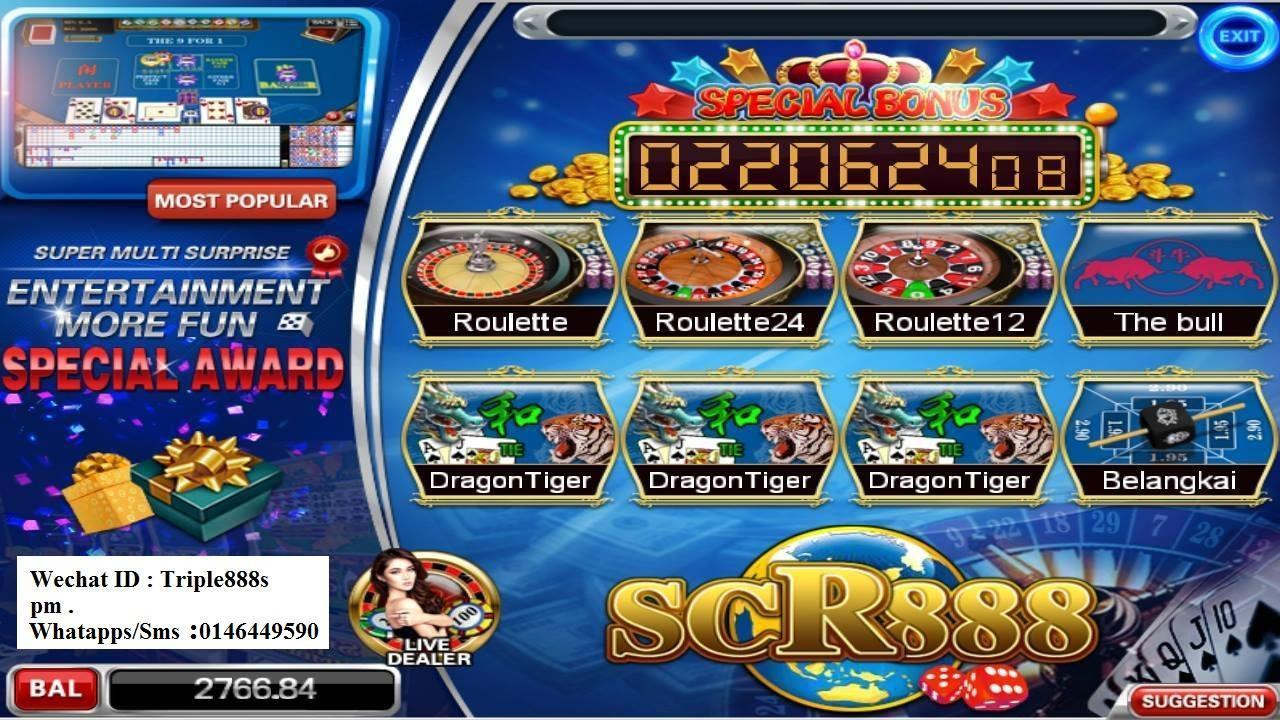 MAKING THE MOST OF SCR888 FREE CREDIT BONUSES